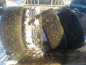 Nokia Winter Tires *Like New* or trade