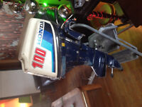 Honda 10 hp 4 stroke outboard B100 or B75- looking for parts