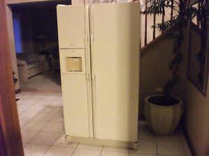 MAYTAG SIDE BY SIDE REFRIDGERATOR