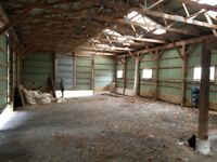 POLE BARN FOR RENT - Cobourg
