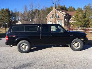 2010 Ford Ranger 4x4 sport Pickup Truck