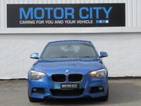 2012 BMW 1 SERIES 118D M SPORT HATCHBACK DIESEL