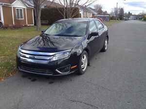 2010 Ford Fusion SEL Berline