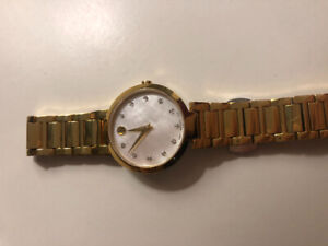 movado woman watch
