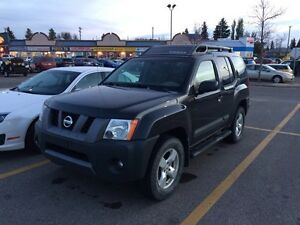 2007 Nissan Xterra SE, c/w winter tires