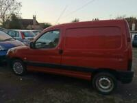 2003 Citroen Berlingo 1.9 D X Panel Van 4dr Panel Van Diesel Manual