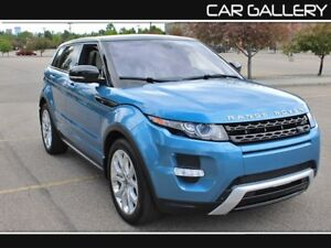 2013 Land Rover Range Rover Evoque DYNAMIC PREMIUM w/Leather, Su