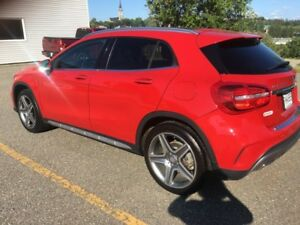 Mercedes GLA 250 4matic 2015