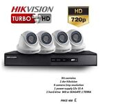 HD CCTV CAMERA FULL SYSTEM/SECURITY VIDEO DOORS