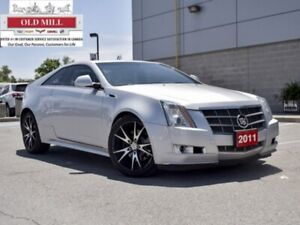 2011 Cadillac CTS Coupe   - Certified