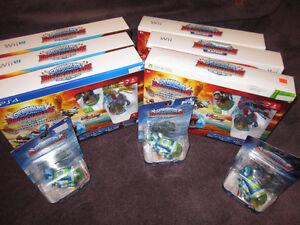 Skylanders Superchargers Starter Packs -Wii, WiiU and PS4 Kitchener / Waterloo Kitchener Area image 7