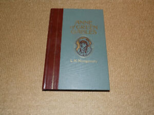 HARDCOVER BOOK, 1992 READER'S DIGEST, ANNE OF GREEN GABLES