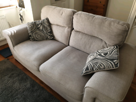 Sofa - 3 Seater - Fabric