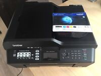 Brother MFC-J6510DW Wireless Ready All In One A3 Inkjet Printer (MFC-J6510DW)