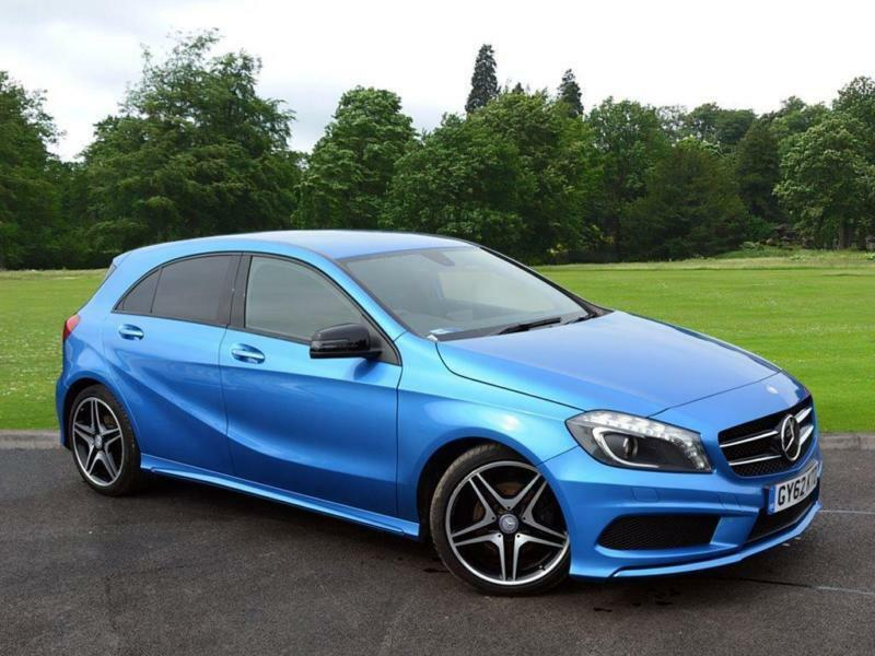 2012 mercedes benz a class 1 8 a200 cdi blueefficiency amg. Black Bedroom Furniture Sets. Home Design Ideas