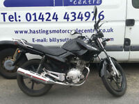 Yamaha YBR125 Learner Legal 125 / Nationwide Delivery Available