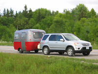 Boler Fiberglass Travel Trailer