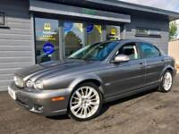 2008 Jaguar X-TYPE 2.0D S **Leather - 50MPG - Service History**