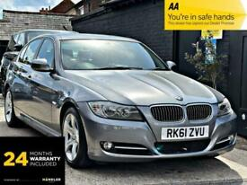 image for 2011 BMW 3 Series 2.0 318i Exclusive Edition 4dr Saloon Petrol Automatic
