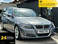 2011 BMW 3 Series 2.0 318i Exclusive Edition 4dr Saloon Petrol Automatic