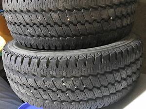 LT265/70r17 Bridgestone Tires