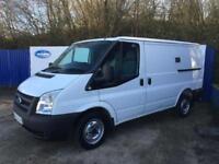 2012 Ford Transit 2.2TDCi ( 100PS ) ( EU5 ) 260S ( Low Roof ) 260 SWB Van