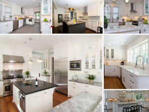 Looking for Modern style Kitchen cabinets and counter-tops!!!