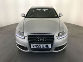 2009 59 AUDI A6 LE MANS TDI AUTOMATIC ESTATE 168 BHP DIESEL FINANCE PX WELCOME