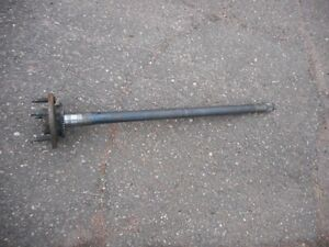 05-14 Mustang LH Axle, struts,scoops Rear spoiler