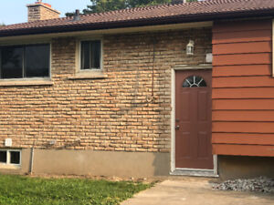 Newly Renovated 2 Bedroom Basement in North End St. Catharines!