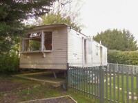 Carnaby Belvedere 2005 static caravan at Beauport Park, Hastings. Private sale