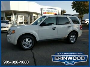 2012 Ford Escape XLT6CYL/LTHR/PROOF/PGROUP/ALLOYS