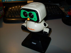 Tomy Hootbot from the 1980s Robot toy
