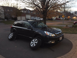 2010 Subaru Outback Sport - Very low mileage