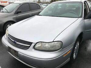 2002 Chevrolet Malibu Sedan *E-Tested* / New Price