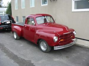 Pick-up Studebaker 1949, 2R5