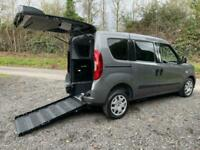 2019 Fiat Doblo 1.4i 16V SX 4 SEATS PLUS WHEELCHAIR PASSENGER OR SCOOTER Wheelch
