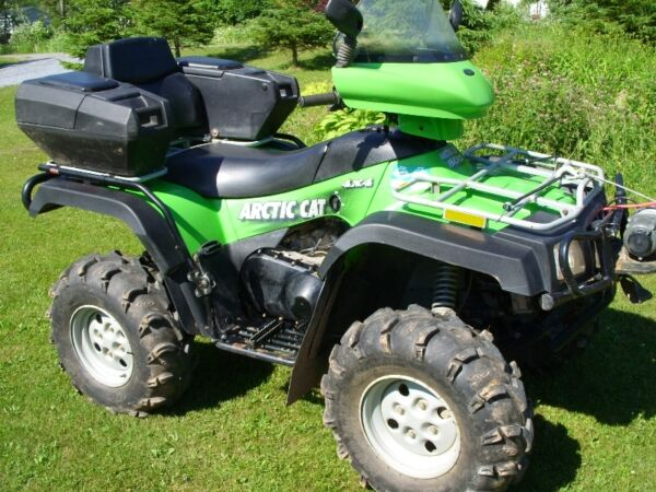 Used 2003 Arctic Cat 500