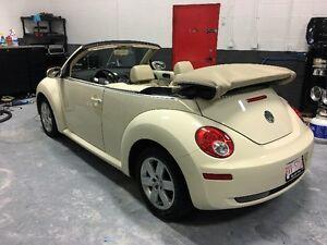 2007 Volkswagen Beetle Comfort Line Convertible