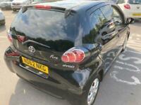 2012 Toyota AYGO 1.0L VVT-I FIRE 5d 67 BHP Hatchback Petrol Manual