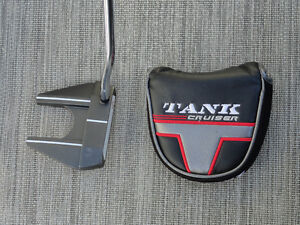 PUTTER ODYSSEY TANK CRUISER # 7 COUNTERBALANCE COMME NEUF