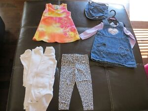 Toddler Girl Clothes Sizes 18M-4T