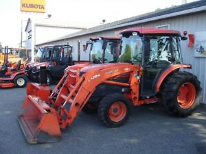 Kubota Tractor L3940