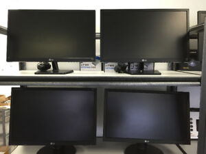 Sherwood Park Refurbished LCD Monitors ON SALE