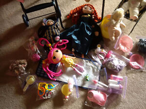 Dolls and Doll Accessories