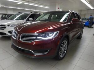 Lincoln MKX AWD Reserve Cuir - Gps - Caméra - Mags 2016