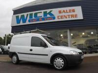 2011 Vauxhall COMBO 1700 1.7CDTI SWB VAN *NO VAT* Manual Small Van