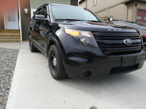 ***PRICE DROP***  2014 FORD EXPLORER INTERCEPTOR, $13900