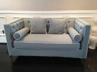 BEAUTIFUL SOFA COUCH SET - 3 PCS INCLUDED