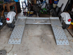 RV Tow Dolly